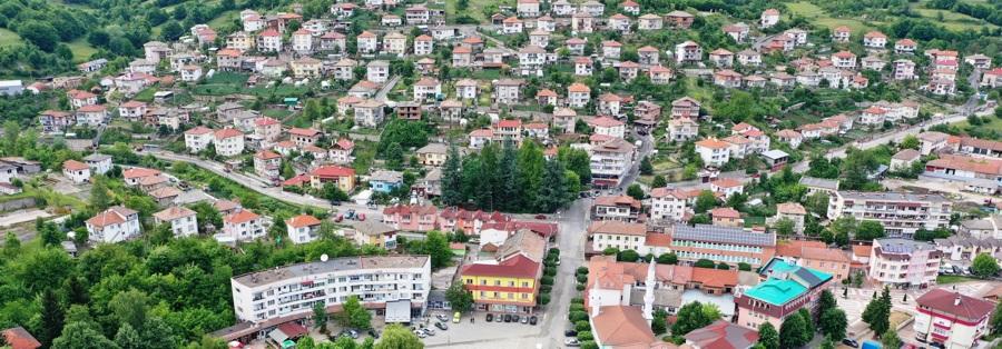 Панорама от гр. Ардино